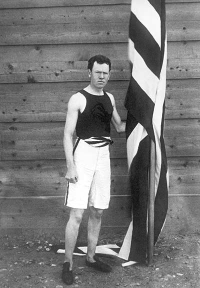 The First Olympic Champion